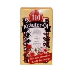 110 Gyógynövény olaj Krauter 100 ml