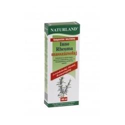 Naturland Inno Rheuma masszázsolaj 180 ml