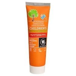 Urtekram tutti-frutti bio gyerek fogkrém - 75 ml - fluoridmentes
