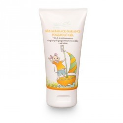 Natural skin care sárgabarack-narancs fogápoló