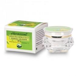 Naturissimo zöld tea nappali arckrém