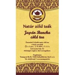 Japán Bancha zöld tea