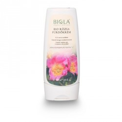 Biola bio rózsa fürdőkrém