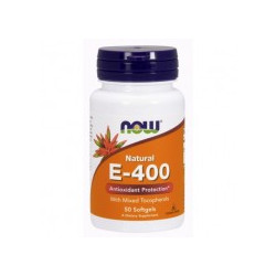 NOW Vitamin E-400 IU MT 50...
