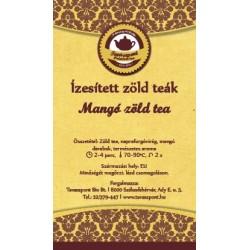 Mangó zöld tea