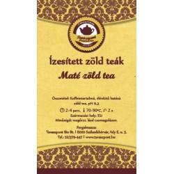 Maté zöld tea