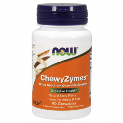 NOW ChewyZymes™ 90...