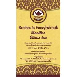 Rooibos Citrus tea
