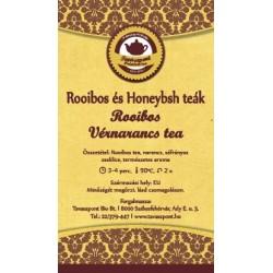Rooibos Vérnarancs tea