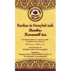 Rooibos Karamell tea
