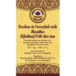 Rooibos Afrikai/Téli tűz tea