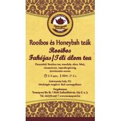 Rooibos Fahéjas/Téli álom tea