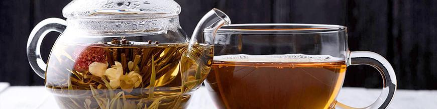 Zöld és organikus teák